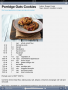 FileMaker Recipe database - view recipe